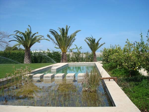 piscinas naturalizadas en primavera - Piscinas Naturalizadas
